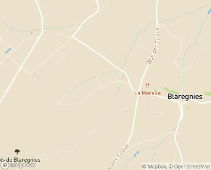 Localisation EHPAD Home du Gros Buisson SA, Maison de Repos et de Soins - 7040 - Blaregnies