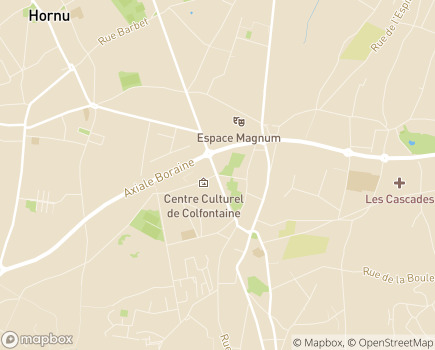 Localisation L'Air de Paix Institut d'Accueil aux Personnes Déficientes Mentales - 7340 - Wasmes
