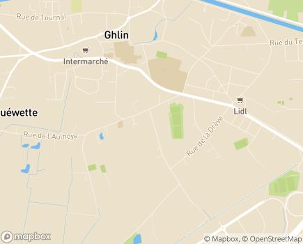 Localisation Centres de Réadaptation - 7011 - Mons