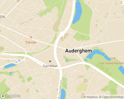 Localisation Domitys L'Ecrin Vert - Résidence avec Services - B1160 - Auderghem