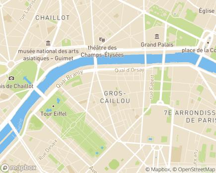 Localisation France Assos Santé - 75007 - Paris 07