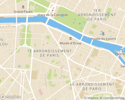 Localisation Association Française des Aidants - 75007 - Paris 07