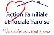 Logo Action Familiale et Sociale Varoise