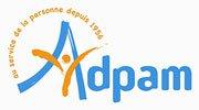 Logo ADPAM - Association d'Aide à Domicile aux Personnes Agées et aux Malades