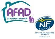 Logo AFAD Aide Familiale à Domicile
