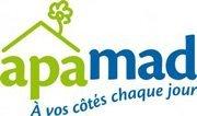Logo APAMAD - Association pour l'Accompagnement et le Maintien à Domicile