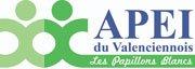 Logo APEI du Valenciennois Les Papillons Blancs