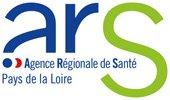 Logo ARS Agence Régionale de Santé Délégation Territoriale de Loire-Atlantique