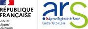 Logo ARS Centre-Val de Loire Délégation départementale d'Indre-et-Loire