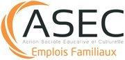 Logo ASEC Emplois Familiaux