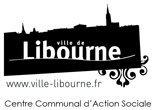 Logo CCAS de Libourne SPASAD - SSIAD - ESA - SAAD
