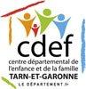Logo Centre Départemental de l'Enfance et de la Famille