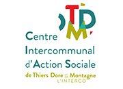 Logo CIAS Thiers Dore et Montagne- SIAD Service Intercommunal d'Aide A Domicile
