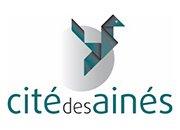 Logo Cité des Aînés - Habitat Séniors - Groupe AÉSIO santé méditerranée