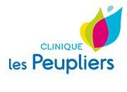 Logo Clinique Les Peupliers