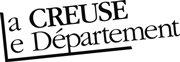 Logo Conseil Départemental de la Creuse