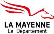 Logo Conseil Départemental de la Mayenne, Direction de l'Autonomie