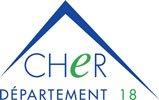 Logo Conseil Départemental du Cher