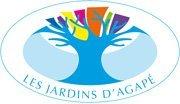 Logo EHPAD Les Jardins d'Agapé