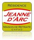 Logo EHPAD Résidence Jeanne d'Arc