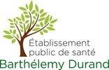 Logo Établissement public de santé Barthélemy Durand