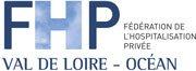 Logo Fédération de l'Hospitalisation Privée Val de Loire - Océan