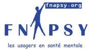 Logo FNAPSY - Fédération Nationale des Associations d'usagers en Psychiatrie