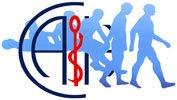 Logo G.H.C. (Groupe Hospitalier Les Cheminots, Hôpital de Ris-Orangis)
