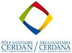 Logo GCS Pôle Sanitaire Cerdan, Espic Transfrontalier - Pôle Gériatrique