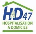 Logo HAD 47 - Hospitalisation à Domicile