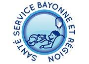 Logo HAD SSIAD Santé Service Bayonne et Région