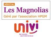 Logo Hôpital Gériatrique Les Magnolias (HPGM)