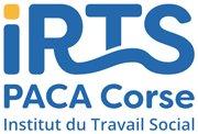 Logo IRTS PACA Corse Institut Régional du Travail Social