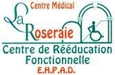 Logo La Roseraie Centre de Rééducation Fonctionnelle