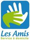 Logo Les Amis - Service de Soins Infirmiers à Domicile - Service Polyvalent d'Aide et de Soins à Domicile