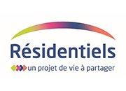 Logo Les Résidentiels - Résidence Seniors avec Services - Tonnay-Charente