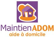Logo Maintien ADOM Angers (B.A. Services)