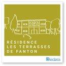 Logo Résidence Services Les Terrasses de Fanton