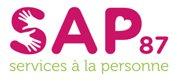 Logo SAP 87 - Services A la Personne 87