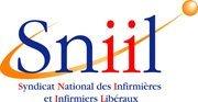 Logo Sniil (Syndicat National des Infirmières et Infirmiers Libéraux)