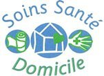 Logo Soins Santé Domicile - SPASAD - SSIAD - SAAD - Soins et aide à domicile - Pessac