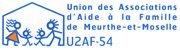 Logo U2AF-54 Union des Associations d'Aide à la Famille de Meurthe et Moselle