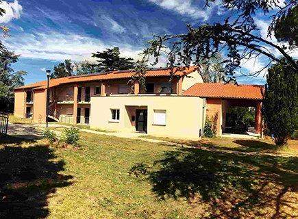 ANRAS Pension de Famille, Résidence Occitania - 31130 - Flourens (1)