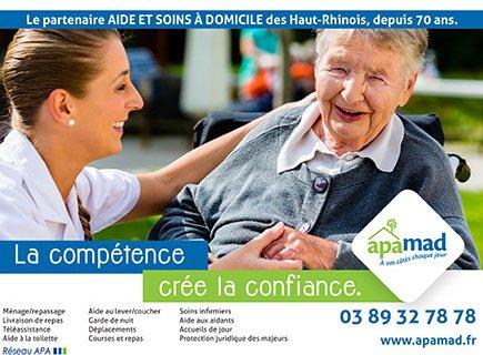 APAMAD - Association pour l'Accompagnement et le Maintien à Domicile - 68060 - Mulhouse (1)