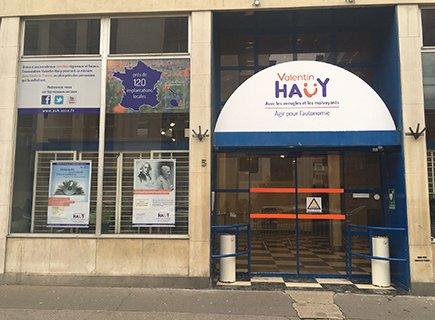 AVH - Association Valentin Haüy, Avec les Aveugles et les Malvoyants - 75343 - Paris 07 (1)