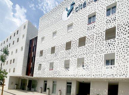 Cité des Aînés - EHPAD - Groupe AÉSIO santé méditerranée - 34070 - Montpellier (1)
