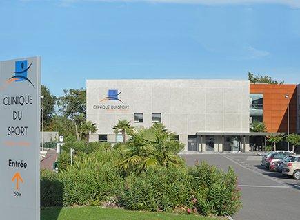 Clinique du Sport de Bordeaux - Mérignac - 33700 - Mérignac (1)