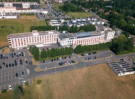 Clinique Les Peupliers - 59491 - Villeneuve-d'Ascq (1)