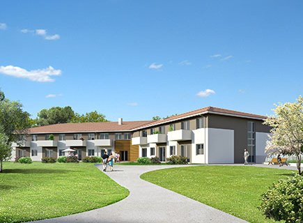 Colisée - Résidence Services La Maison de Saint-Aubin - 33160 - Saint-Aubin-de-Médoc (1)