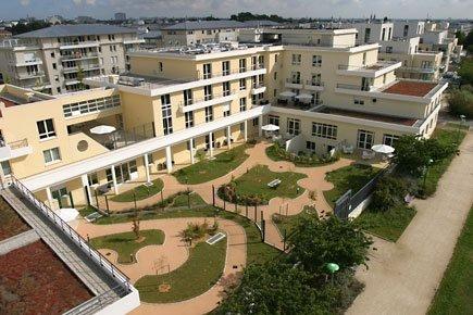 EHPAD Résidence Beaulieu - 14000 - Caen (1)